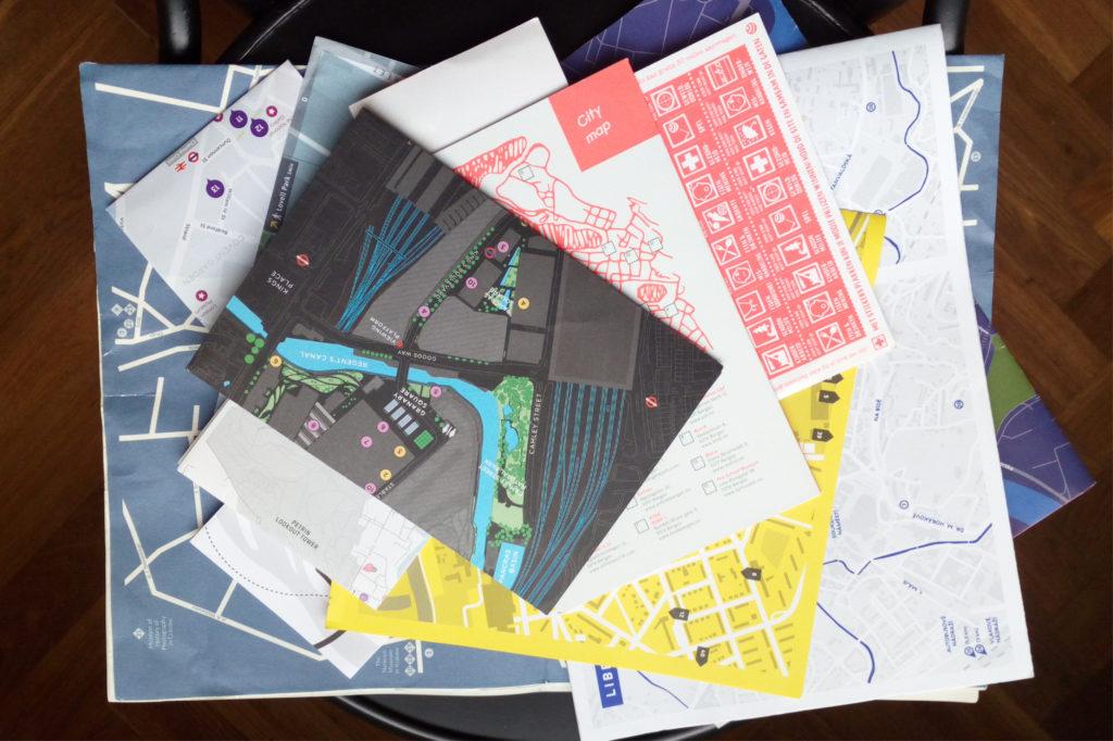 Czech Design Map startup